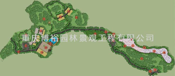 贵州毕节福泽生态农业园谋划设计